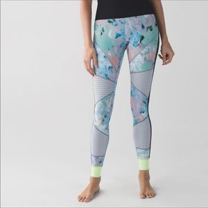 Lululemon Reversible Paddle Times Leggings Pants 2